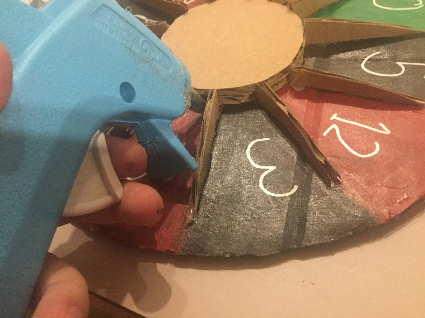 Making the Turret Base and Finishing the Ball Pockets