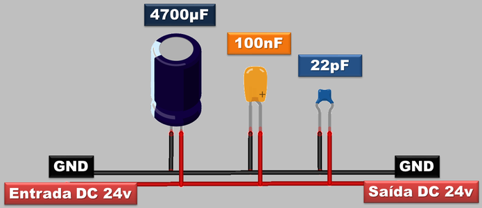 Optional: Capacitor Filter