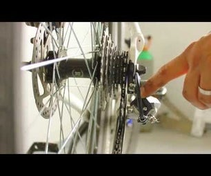 How to Adjust Your Bicycle Rear Derailleur - Tension, Indexing and More