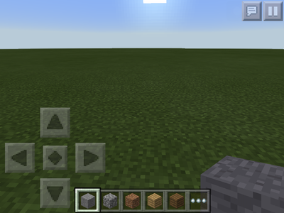 Step 3: New Land