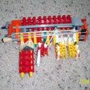 x8 slide action handgun/sidearm