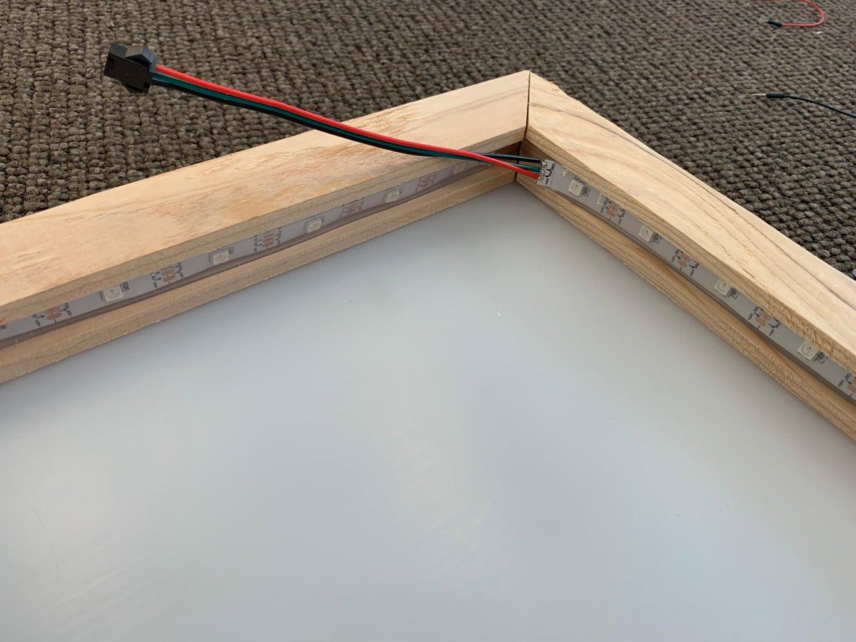 Insert LEDs
