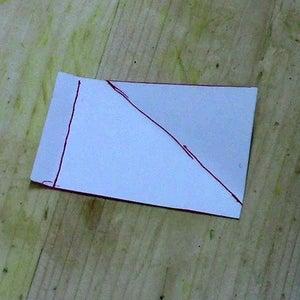 Fold a Business  Card