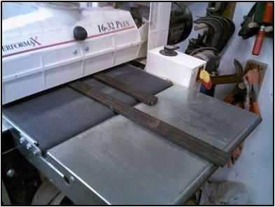 Making the Ebony Inlays