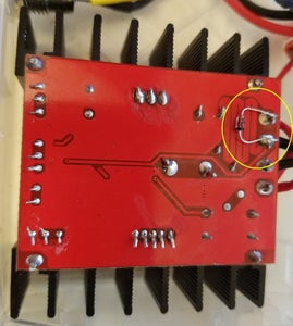 Attaching Zener Diode to DC-DC Stepdown Converter