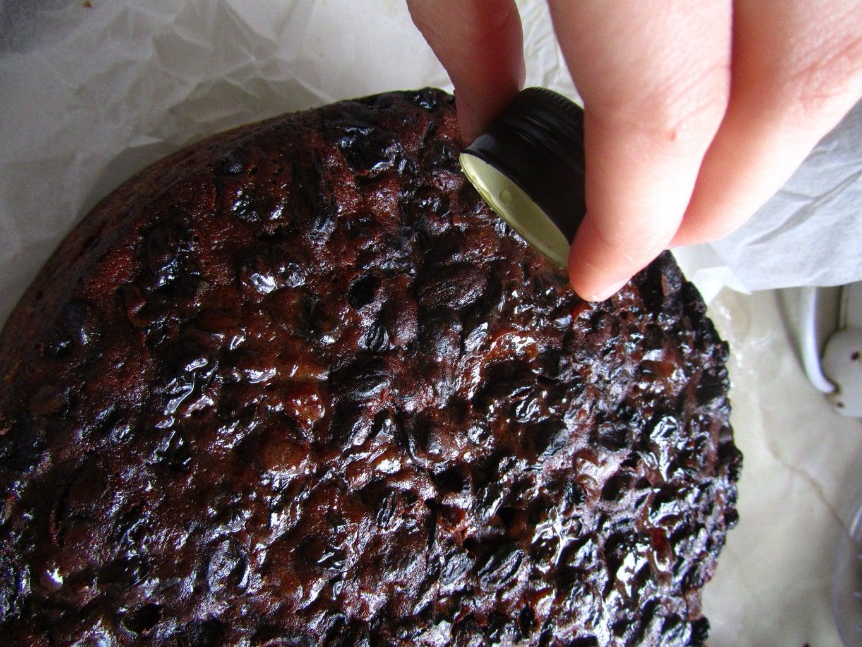 Making the Cake: Baking & Feeding