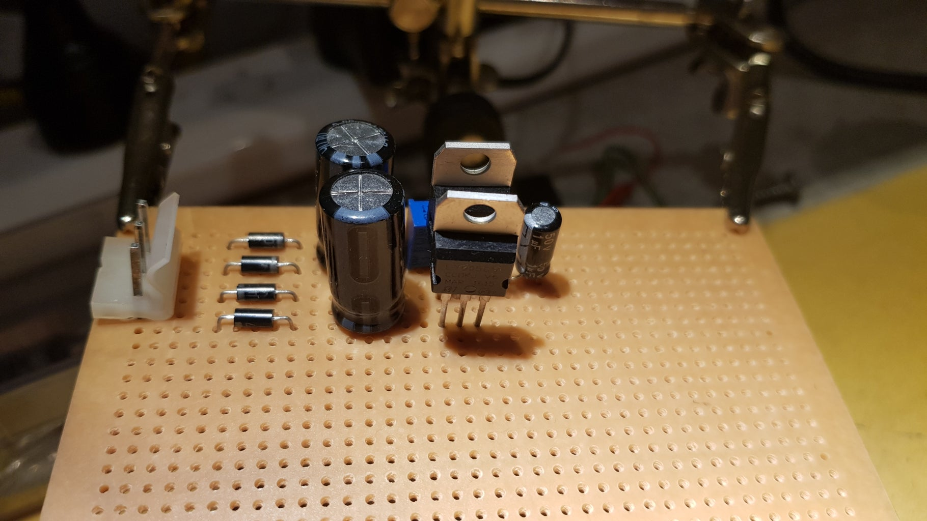 Mounting Components
