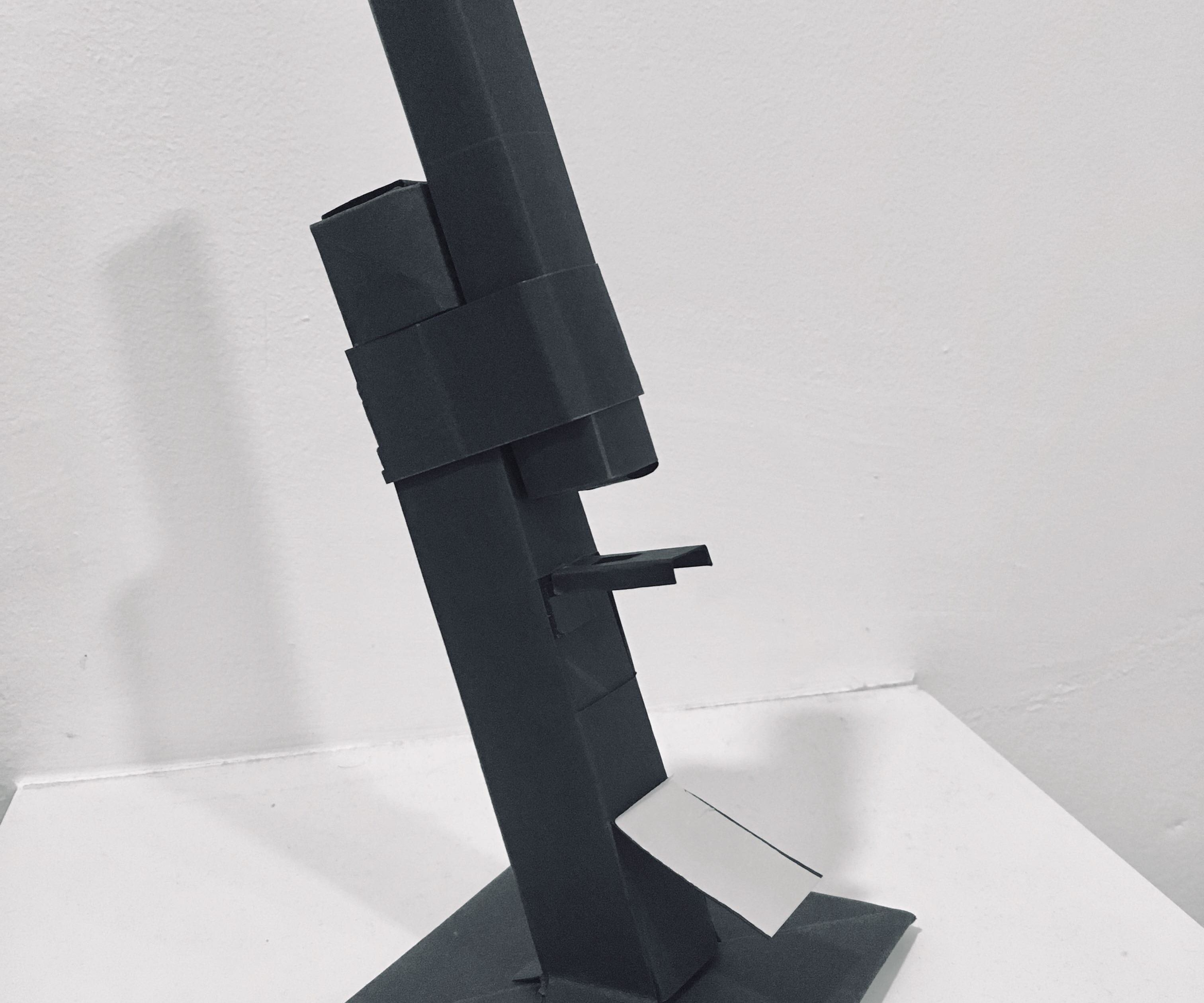 DIY Origami Microscope