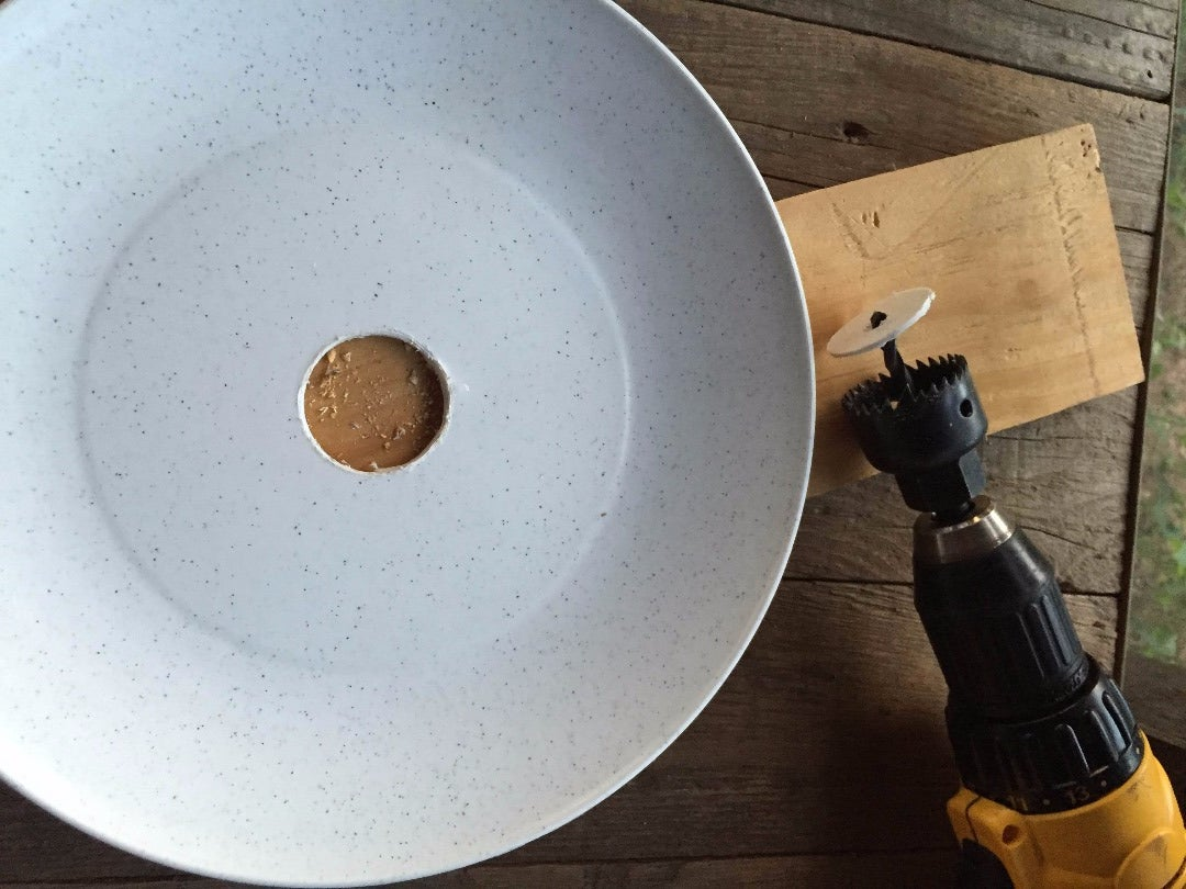 Drilling Your Plate
