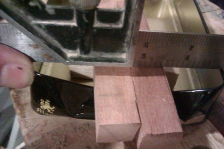 Add Reinforcing Blocks to the Tin