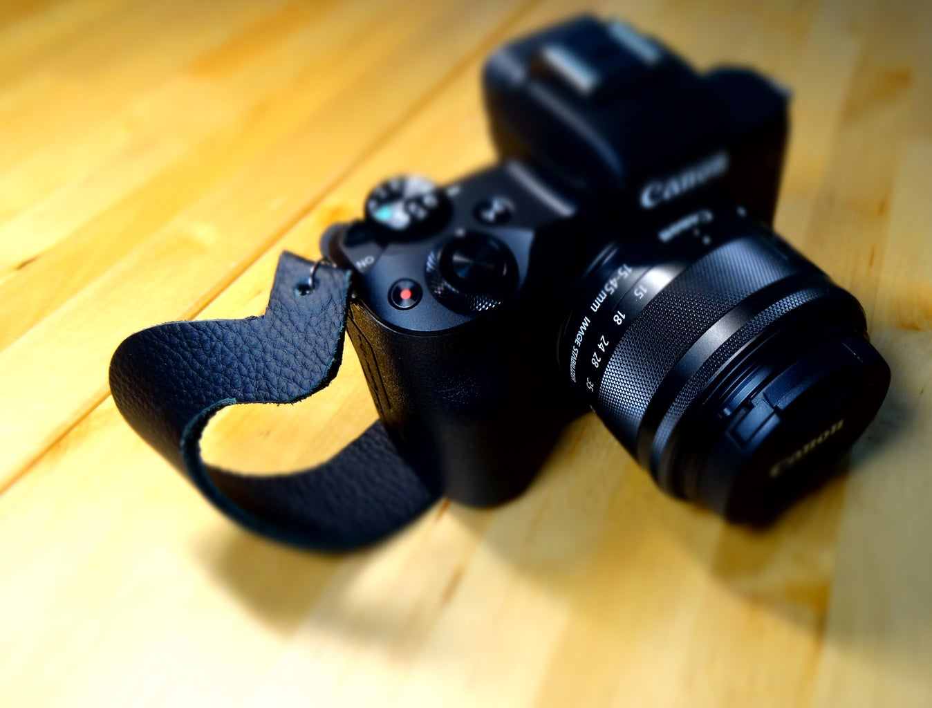 DIY Hand Strap for My New Camera