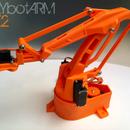 EEZYbotARM Mk2 - 3D Printed Robot