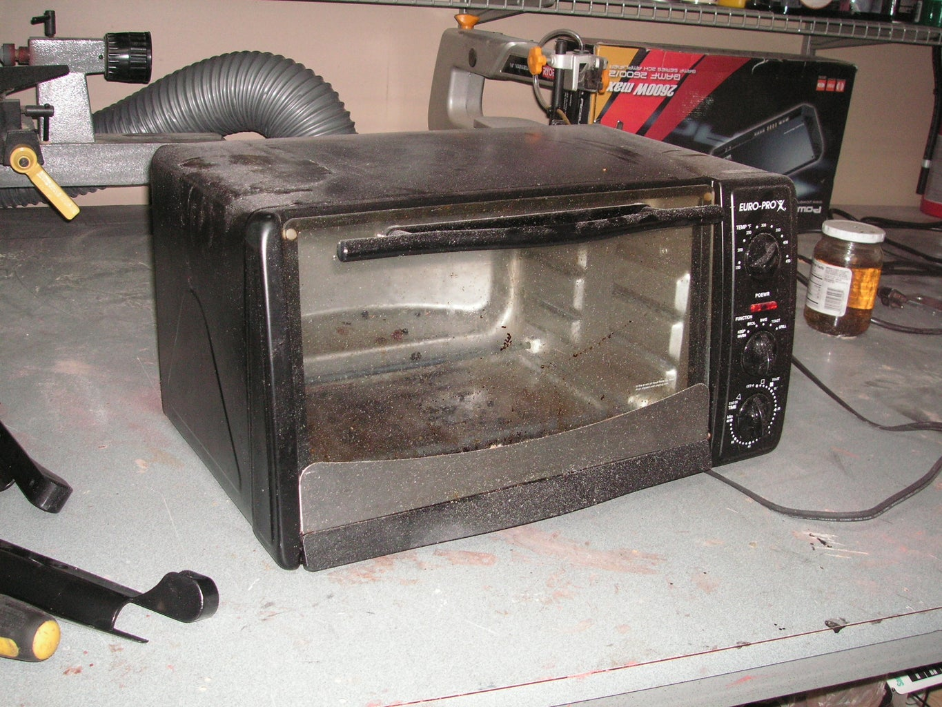 Thrift Store Scrounging -or- Sourcing Appliances