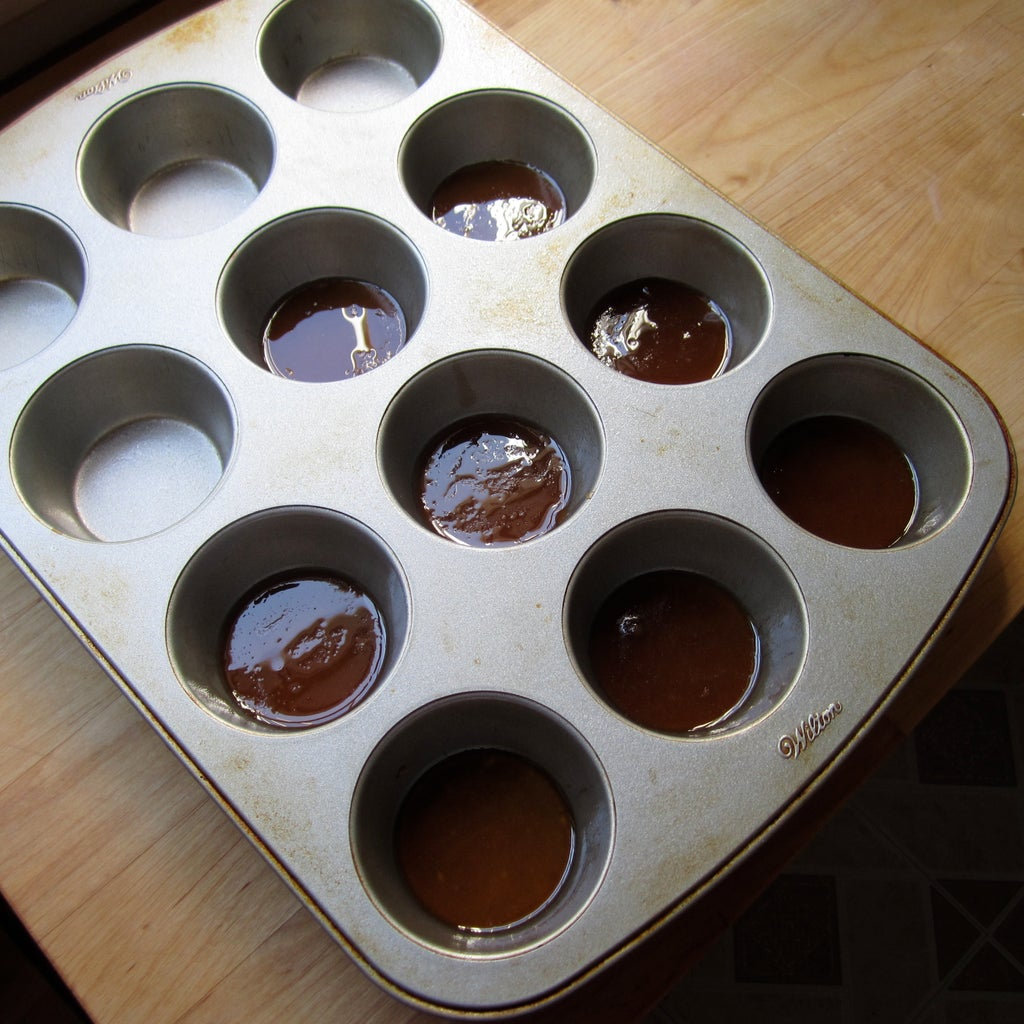 Make the Layers in the Muffin Tin