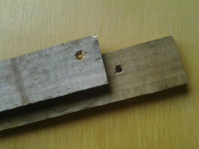 Insert Coil in Holes