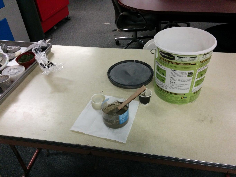 Printing and Mixing