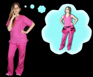 Scrubs to Work Overall