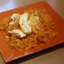 Chicken and Rice Casserole- Easy as 123