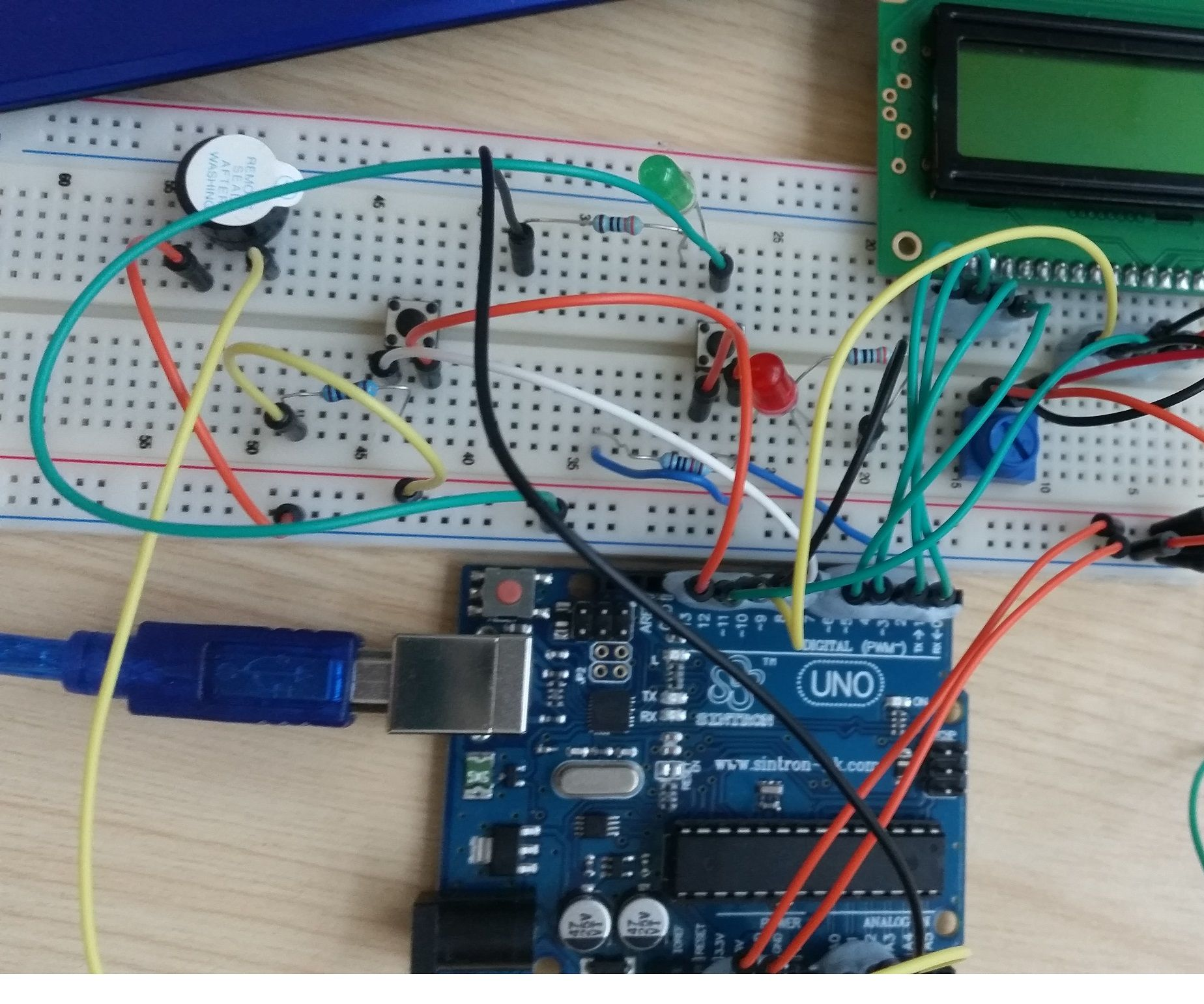 Automatic Anti Theft Alarm and Alert System Using Arduino & GSM Module
