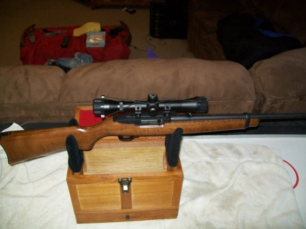 How to Field Strip a Ruger 10/22 Rifle for Cleaning