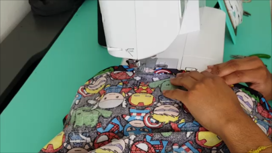 Step 3 Sewing