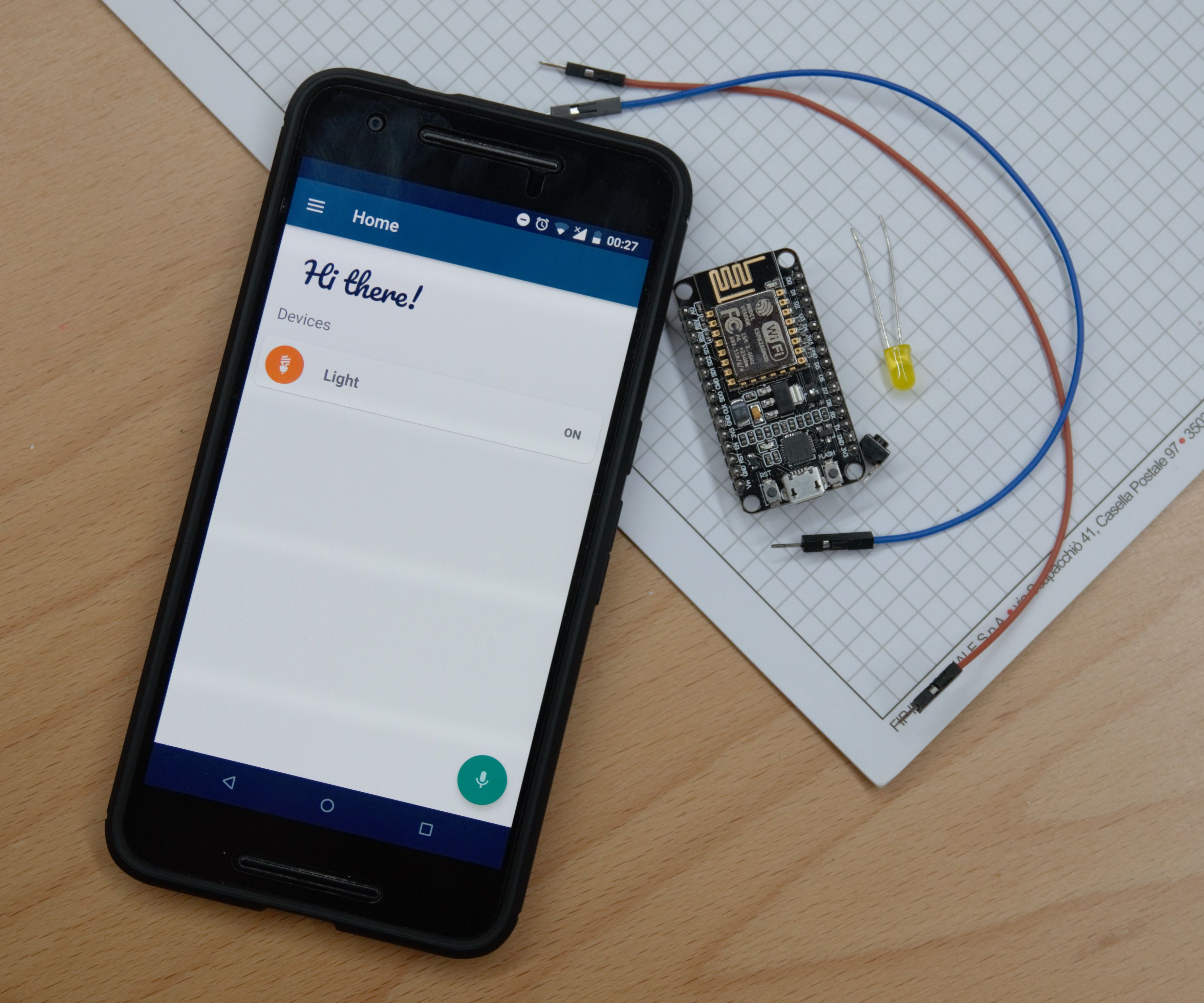 Home Automation With Android and Arduino: Open the Gate When You Get Home