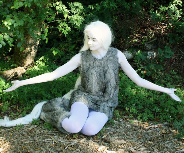 Secret of Kells Costume - Aisling