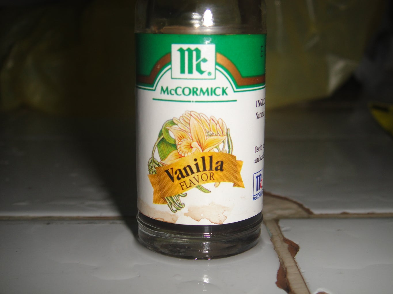 Now Add the Vanilla Extract