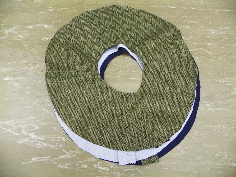 Brim of Hat