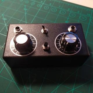 Echo & Reverb Box