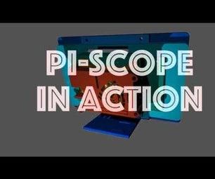 3D Printed PI-Scope Lab Tool
