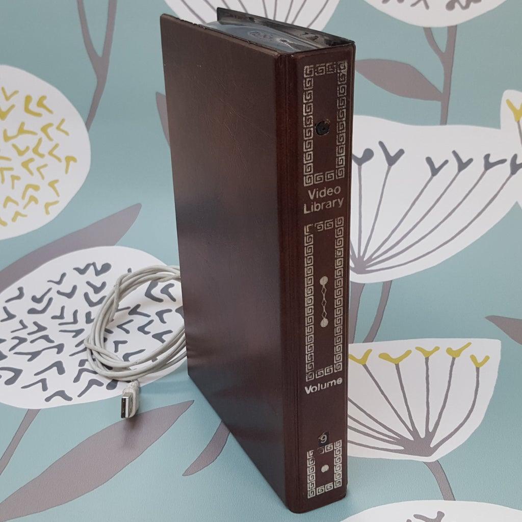 VHS Library Pi Security Camera
