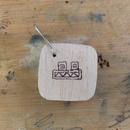 Wooden BT Tracker From Dead Tile