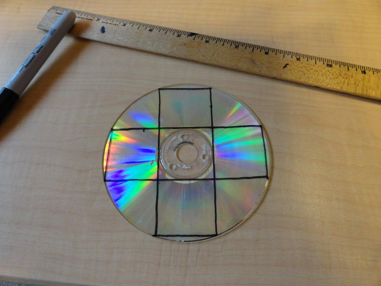 Preparing the CD Pattern