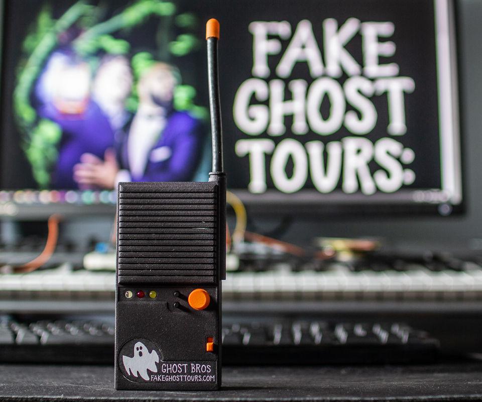 GPS Enabled Audio Player (Fake Walkie-Talkie!)