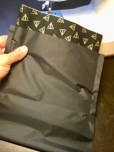Sew Outer Bag to Liner