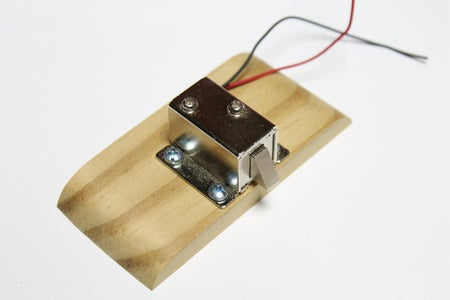 Adding the Lock