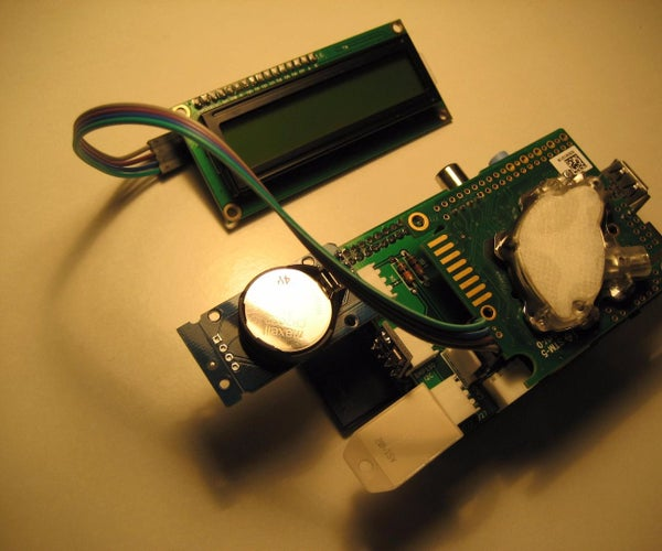 LiV Pi     -     DIY Indoor Air Quality Monitor