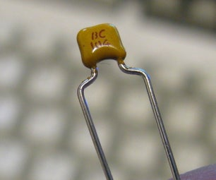 Zero Real Estate Bypass Capacitor for Prototype Circuit