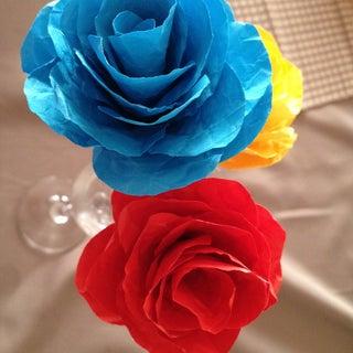 Simple Paper Flowers