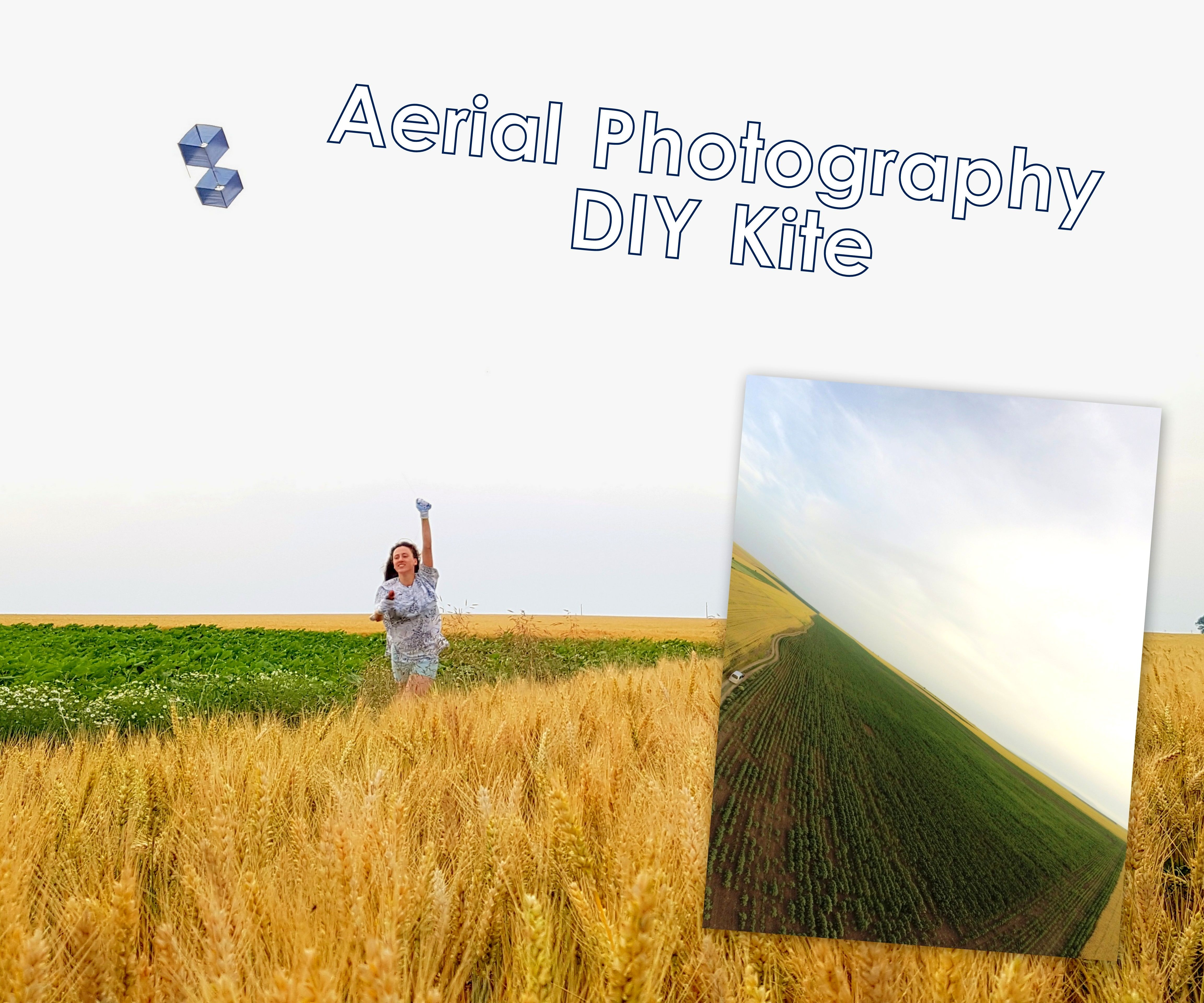 Aerial Photography Super Affordable Kite
