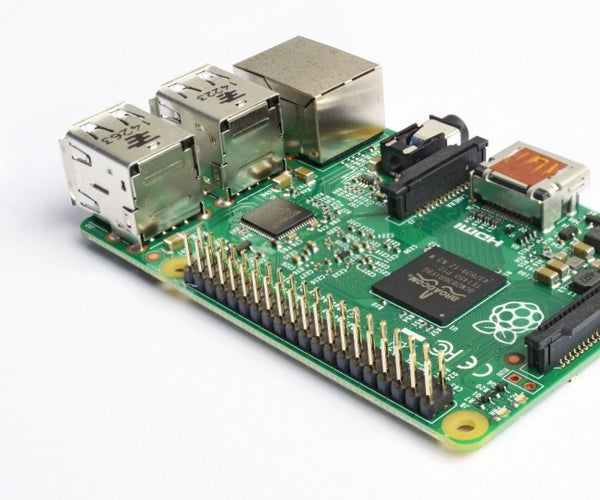 Raspberry Pi Android App Communication