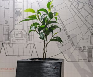 Planter - Smart Solution for Your Favorite Flower