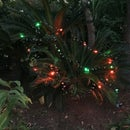No-solder Holiday Firefly Lights