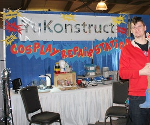Cosplay Repair Station