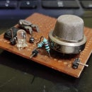 MQ2 Gas Sensor/Detector (for Arduino and Other Microcontrollers)