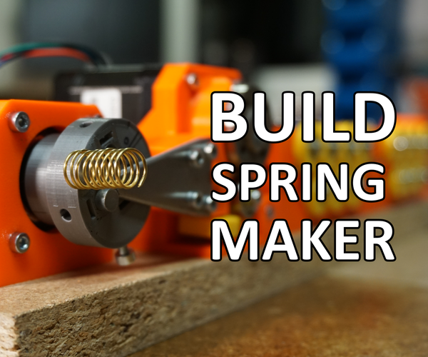 Spring Making / Wire Bending Machine