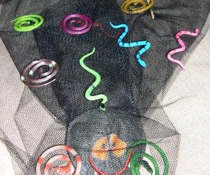 Medusa Fascinator