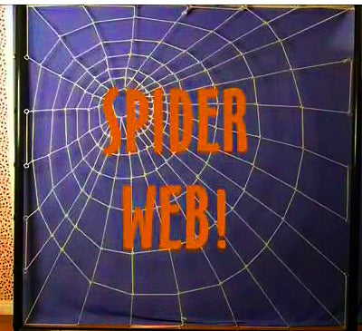 How to Tie a Spider Web