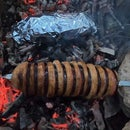 Camping Meat and Potatoes - Layered - Two Styles